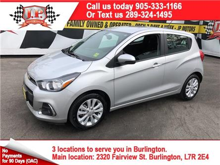 2018 Chevrolet Spark 1LT CVT (Stk: 48303r) in Burlington - Image 1 of 25