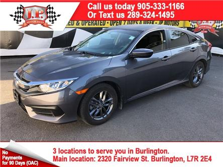 2018 Honda Civic LX (Stk: 47857) in Burlington - Image 1 of 14
