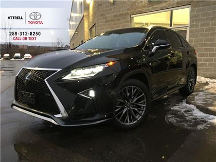2016 Lexus RX 350 F SPORT 3 NAVI, LEATHER, SUNROOF, ALLOY, FOG, BACK (Stk: 46085A) in Brampton - Image 1 of 26
