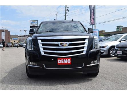 2019 Cadillac Escalade Premium Luxury/DEMO/DVD/NAV/22s/HTD&CLD STS/LOADED (Stk: 149377D) in Milton - Image 2 of 22