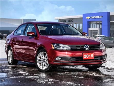 2015 Volkswagen Jetta Highline (Stk: 181538A) in Markham - Image 1 of 30