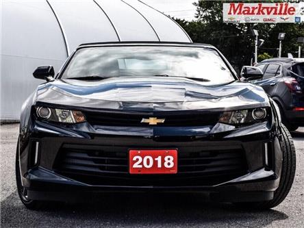 2018 Chevrolet Camaro LT Convertible (Stk: 117457A) in Markham - Image 2 of 27