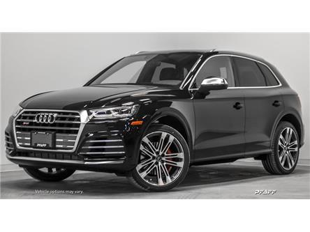 2019 Audi SQ5 3.0T Progressiv (Stk: T17397) in Vaughan - Image 1 of 21