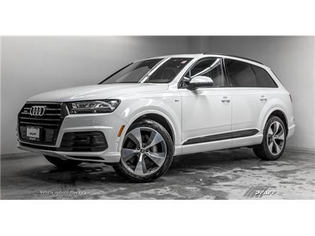 2019 Audi Q7 55 Technik (Stk: T17712) in Vaughan - Image 1 of 22