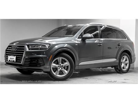 2019 Audi Q7 55 Technik (Stk: T17759) in Vaughan - Image 1 of 22