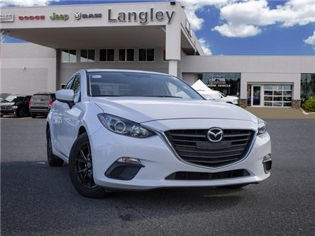 2016 Mazda Mazda3 GS (Stk: K825709A) in Surrey - Image 1 of 23