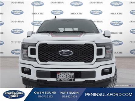 2019 Ford F-150 Lariat (Stk: 19FE35) in Owen Sound - Image 2 of 23