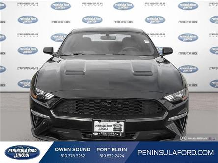 2019 Ford Mustang EcoBoost (Stk: 19MU05) in Owen Sound - Image 2 of 21