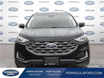 2019 Ford Edge SEL (Stk: 19ED47) in Owen Sound - Image 2 of 24
