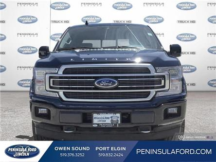 2019 Ford F-150 Limited (Stk: 19FE202) in Owen Sound - Image 2 of 24