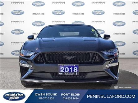 2018 Ford Mustang GT Premium (Stk: 1789) in Owen Sound - Image 2 of 25