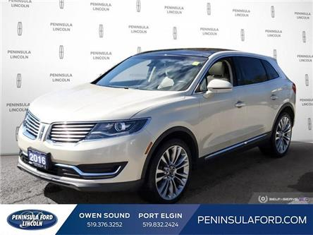 2016 Lincoln MKX Reserve (Stk: 19LI08A) in Owen Sound - Image 1 of 24