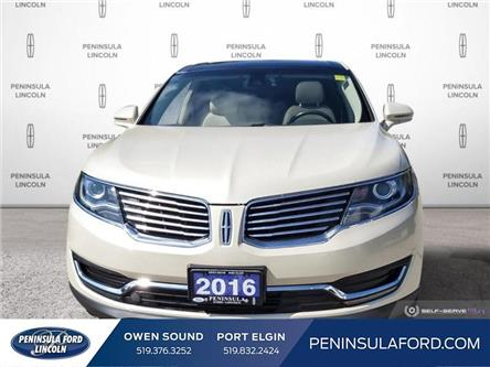 2016 Lincoln MKX Reserve (Stk: 19LI08A) in Owen Sound - Image 2 of 24