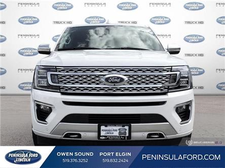 2019 Ford Expedition Max Platinum (Stk: 19EP04) in Owen Sound - Image 2 of 27