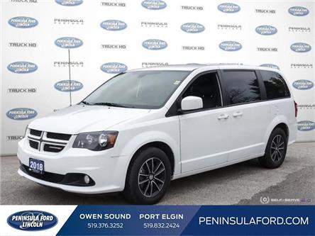 2018 Dodge Grand Caravan GT (Stk: 1881) in Owen Sound - Image 1 of 24