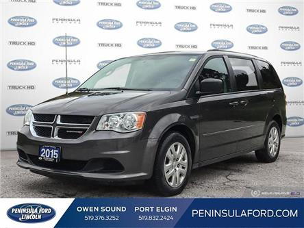 2015 Dodge Grand Caravan SE/SXT (Stk: 19FE358A) in Owen Sound - Image 1 of 26