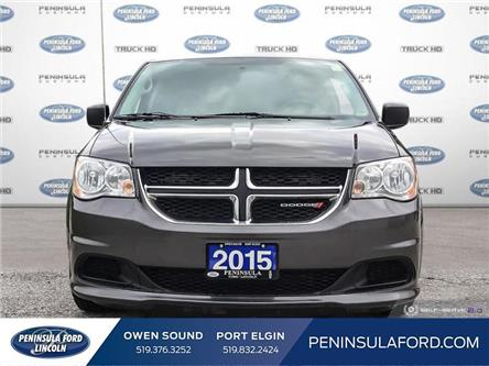 2015 Dodge Grand Caravan SE/SXT (Stk: 19FE358A) in Owen Sound - Image 2 of 26
