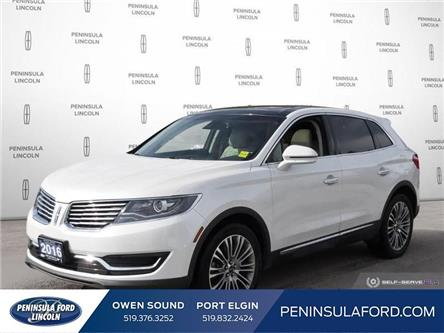 2016 Lincoln MKX Reserve (Stk: 19LI51A) in Owen Sound - Image 1 of 24