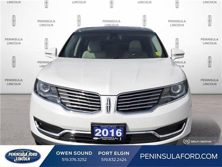2016 Lincoln MKX Reserve (Stk: 19LI51A) in Owen Sound - Image 2 of 24