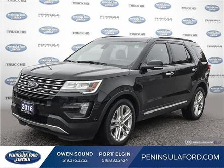 2016 Ford Explorer Limited (Stk: 1888A) in Owen Sound - Image 1 of 27