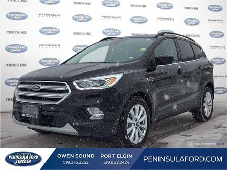 2019 Ford Escape SEL (Stk: 1921) in Owen Sound - Image 1 of 24
