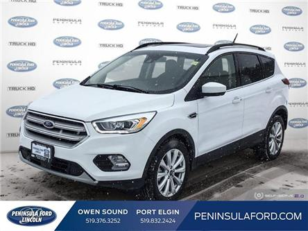 2019 Ford Escape SEL (Stk: 1920) in Owen Sound - Image 1 of 26
