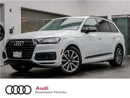 2019 Audi Q7 55 Technik (Stk: P3535) in Toronto - Image 1 of 31
