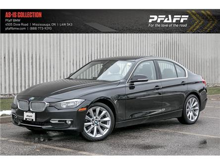 2014 BMW 320i xDrive (Stk: 21385A) in Mississauga - Image 1 of 20