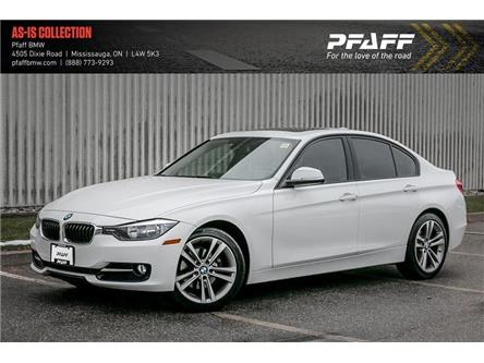 2015 BMW 320i xDrive (Stk: 23092A) in Mississauga - Image 1 of 22
