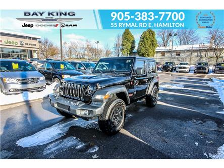 2019 Jeep Wrangler Sport (Stk: 207537A) in Hamilton - Image 1 of 18