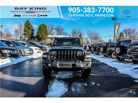 2019 Jeep Wrangler Sport (Stk: 207537A) in Hamilton - Image 2 of 18