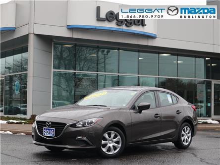 2016 Mazda Mazda3  (Stk: 2059) in Burlington - Image 1 of 28