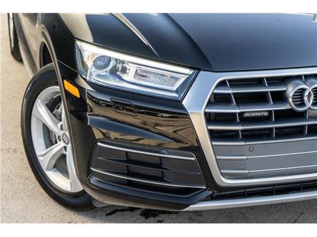 2019 Audi Q5 45 Progressiv (Stk: N5122) in Calgary - Image 2 of 17