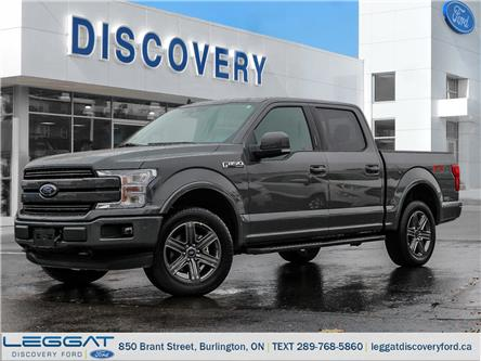 2020 Ford F-150 Lariat (Stk: F120-31058) in Burlington - Image 1 of 24