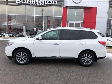 2014 Nissan Pathfinder SL (Stk: Y4066A) in Burlington - Image 2 of 19