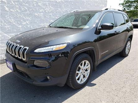 2016 Jeep Cherokee North (Stk: 19639A) in Kingston - Image 1 of 28
