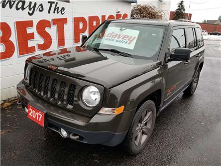 2017 Jeep Patriot Sport/North (Stk: 19-778) in Oshawa - Image 1 of 15