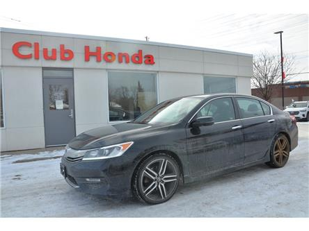 2017 Honda Accord Sport (Stk: 7384A) in Gloucester - Image 2 of 24