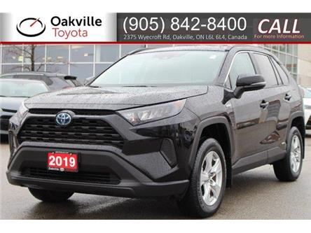 2019 Toyota RAV4 Hybrid LE (Stk: P1144) in Oakville - Image 1 of 17