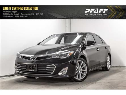 2014 Toyota Avalon Limited (Stk: V4886A) in Newmarket - Image 1 of 22