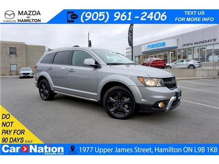 2018 Dodge Journey Crossroad (Stk: HN1695A) in Hamilton - Image 1 of 47