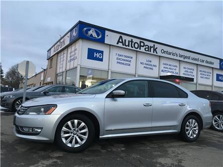 2012 Volkswagen Passat 2.0 TDI Trendline+ (Stk: 12-80436) in Brampton - Image 1 of 19