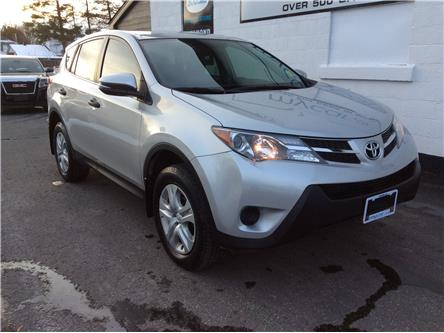 2013 Toyota RAV4 LE (Stk: 191772) in Richmond - Image 1 of 19