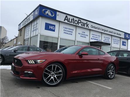 2017 Ford Mustang EcoBoost Premium (Stk: 17-06751) in Brampton - Image 1 of 25
