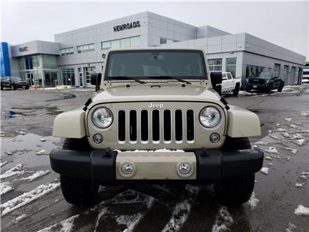 2017 Jeep Wrangler Unlimited Sahara (Stk: S570140A) in Newmarket - Image 2 of 29