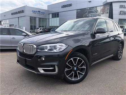 2016 BMW X5 xDrive35d (Stk: UN15258) in Mississauga - Image 1 of 19