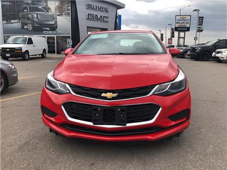 2016 Chevrolet Cruze LT Manual (Stk: U574538) in Mississauga - Image 2 of 17
