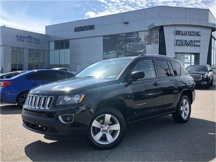 2016 Jeep Compass Sport/North (Stk: U762647) in Mississauga - Image 1 of 17