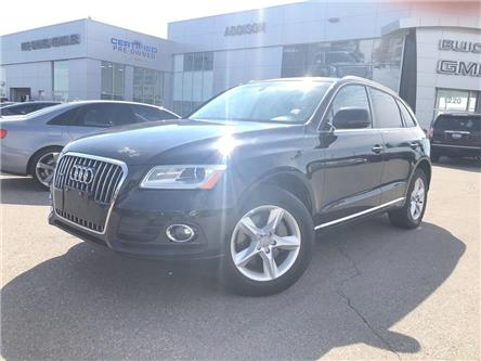 2015 Audi Q5  (Stk: U135468) in Mississauga - Image 1 of 20