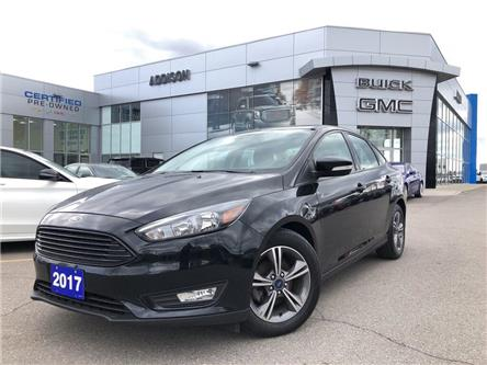 2017 Ford Focus SE (Stk: U300873) in Mississauga - Image 1 of 15